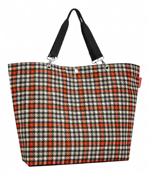 Reisenthel Shopper Shopper XL glencheck red (ZU3068)