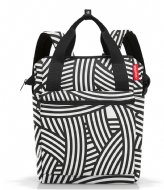 Reisenthel Allrounder R Shoulder Bag 15 Inch zebra (JR1032)