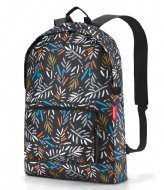 Reisenthel Mini Maxi Rucksack black multi (AP7053)