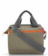 Reisenthel Allrounder Cross olive green (MQ5043)