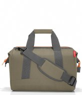 Reisenthel Allrounder Medium Reistas olive green (MS5043)