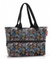 Reisenthel Shopper E1 black multi (RJ7053)