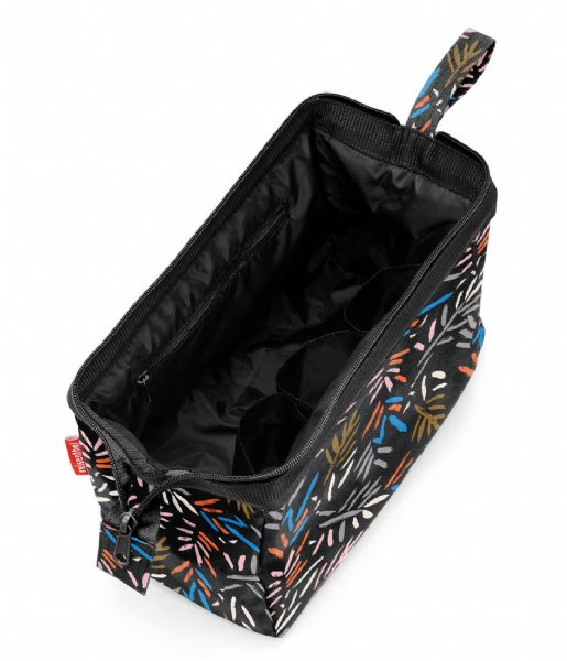 Reisenthel Toilettas Travelcosmetic black multi (WC7053)