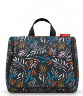 Reisenthel Toiletbag black multi (WH7053)