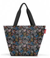 Reisenthel Shopper Medium black multi (ZS7053)