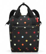Reisenthel Allrounder R Shoulder Bag 15 Inch dots (JR7009)