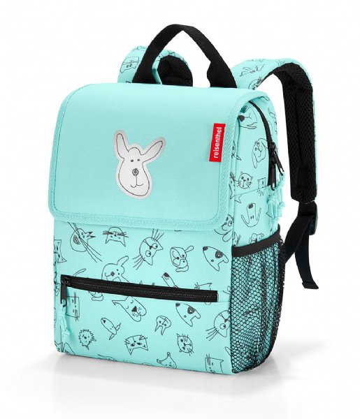 Reisenthel Dagrugzak Backpack Kids cats and dogs (IE4062)