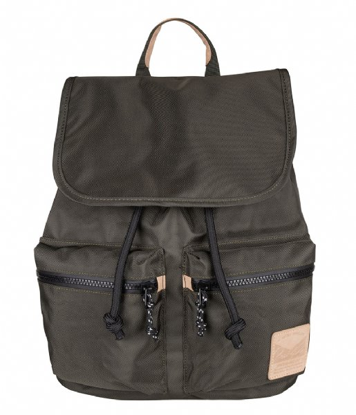 Resfeber Outdoor rugzak Taos Backpack 13 Inch Moss/Sand