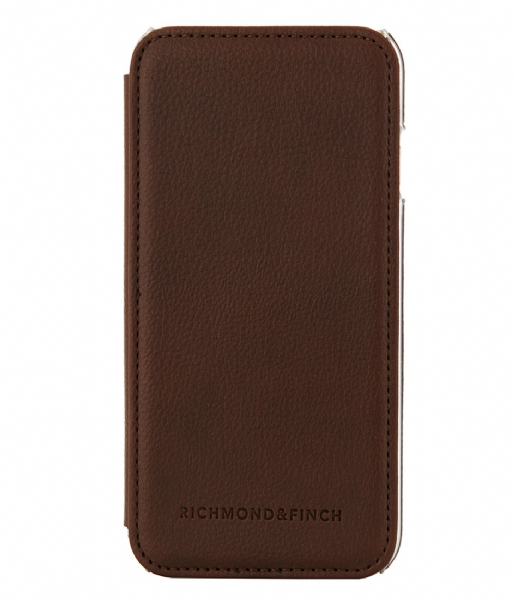 Richmond & Finch Smartphone cover iPhone 6 Plus Cover Framed Wallet hickory (062)