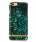 Richmond & Finch Marble Glossy Apple iPhone 6 Plus-6s Plus Groen