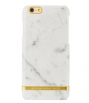 Richmond & Finch Marble Glossy Apple iPhone 6 Plus-6s Plus Wit