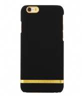 Richmond & Finch iPhone 6 Plus Cover Classic Satin satin black (0066)