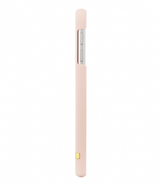 Richmond & Finch Smartphone cover Samsung Galaxy S6 Edge Cover Classic Satin soft pink (15)