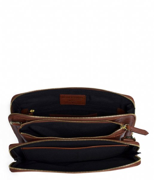 Royal RepubliQ Crossbodytas Catamaran Hand Bag cognac
