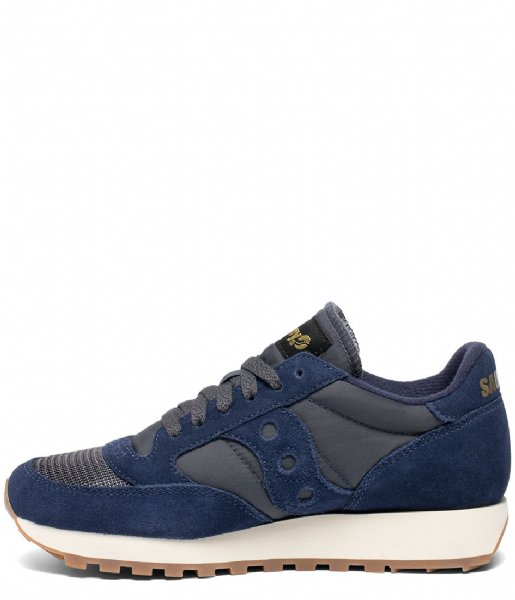Saucony Sneakers Jazz Original Vintage Denim peacoat (168)
