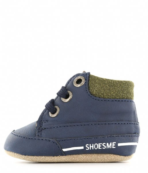 Shoesme Sneakers Baby Soft Marino