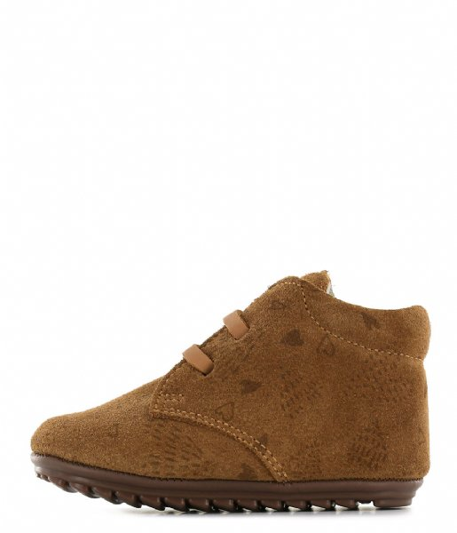 Shoesme Sneakers Baby-Proof Light Brown