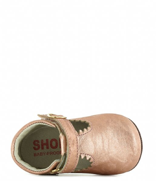 Shoesme Sneakers Baby-Proof Gold