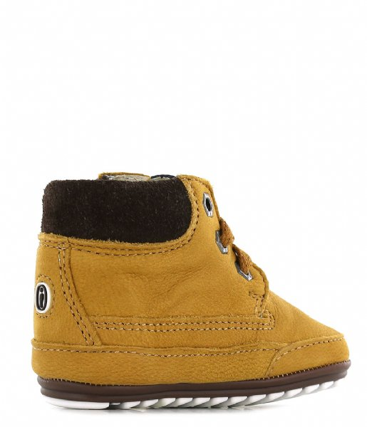 Shoesme Sneakers Baby-Proof Ochre