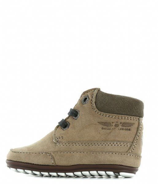 Shoesme Sneakers Baby-Proof Taupe