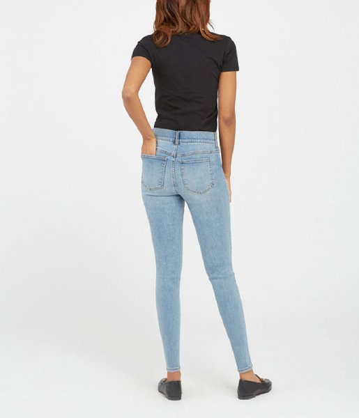 Spanx Broek Clean Skinny Jeans Light Vintage Light Vintage Wash (5282)