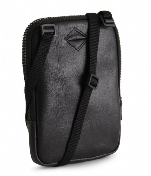 Still Nordic Crossbodytas Clean Mini Messenger Black