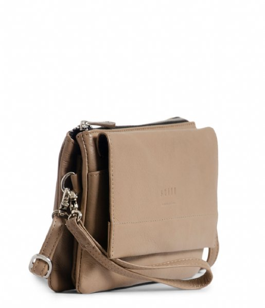 Still Nordic Crossbodytas Anouk Multi Crossbody taupe