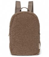 Studio Noos Mini Chunky Backpack Brown