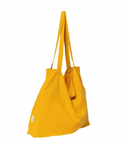 Studio Noos Shopper Lemonade Mom Bag lemonade