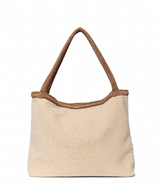 Studio Noos Shopper Teddy Lammy Mom Bag teddy lammy