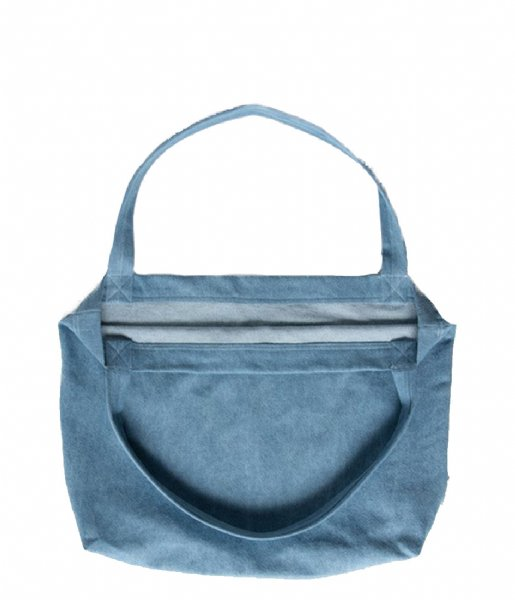 Studio Noos Shopper Denim Mom Bag denim