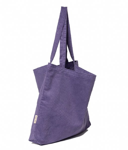 Studio Noos Luiertas Rib Mom Bag  Purple Rain