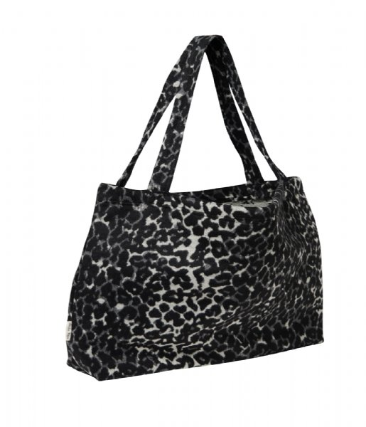 Studio Noos Shopper Jaguar Mom Bag grey jaguar