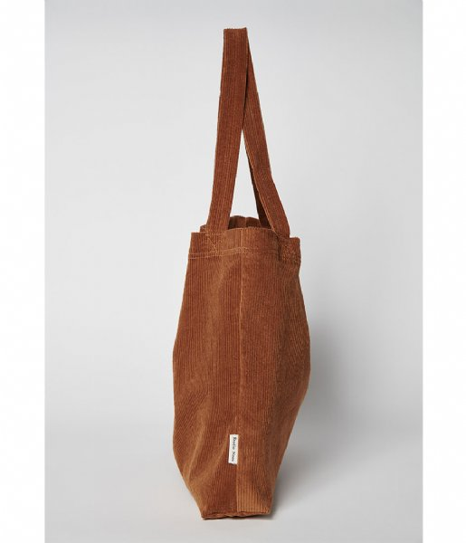 Studio Noos Shopper Rib Mom Bag brown-ie