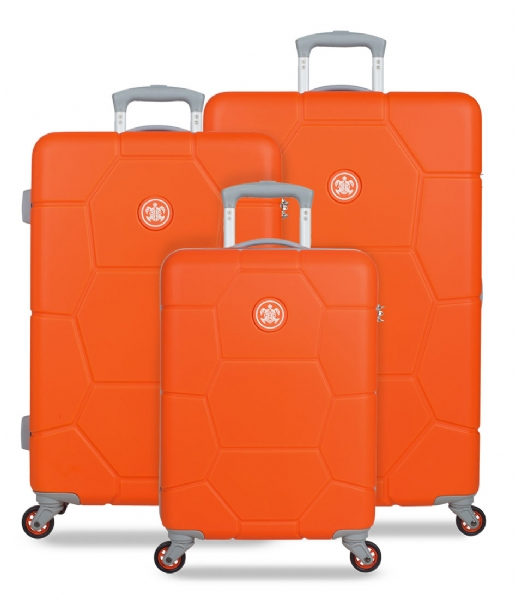 SUITSUIT Reiskoffer Caretta Suitcase 24 inch Spinner popsicle orange (12454)