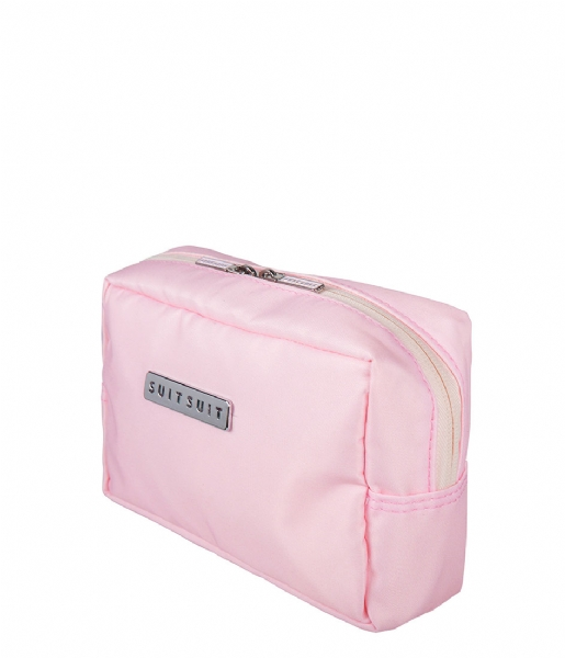 SUITSUIT Toilettas Fabulous Fifties Duo Set Toiletry Bag + Make-up Bag pink dust (26823)