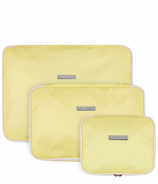 SUITSUIT Packing Cube Fabulous Fifties Packing Cube Set mango cream (26715)