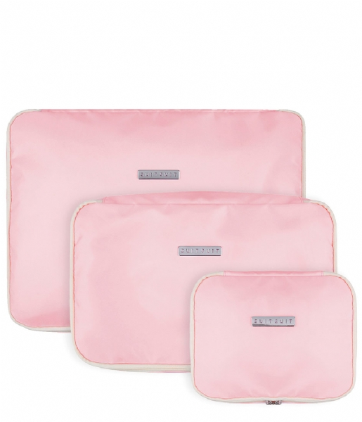 SUITSUIT Packing Cube Fabulous Fifties Packing Cube Set pink dust (26815)