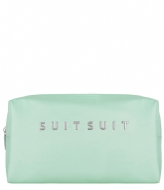 SUITSUIT Fabulous Fifties Toiletry Bag Deluxe luminous mint (26920)