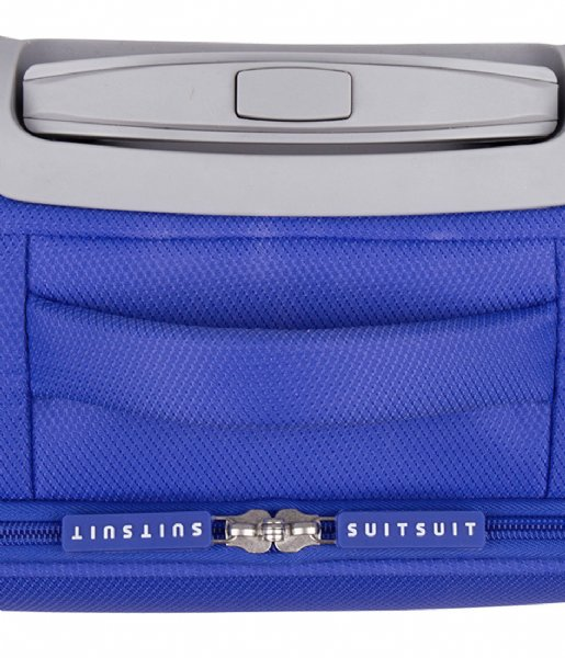 SUITSUIT Reiskoffer Caretta Suitcase Soft 20 Inch dazzling blue (12542)