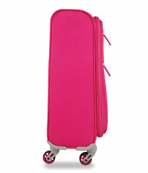 SUITSUIT Reiskoffer Caretta Suitcase Soft 20 Inch hot pink (12572)