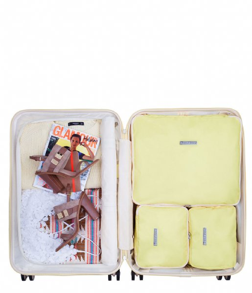 SUITSUIT Packing Cube Fifties Packing Cube Set 24 Inch mango cream (26716)