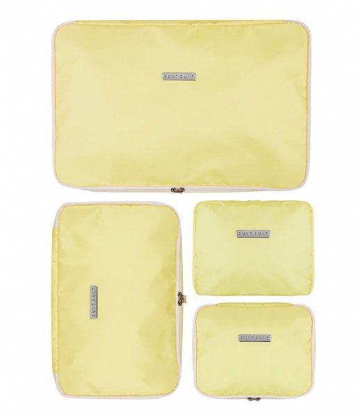 SUITSUIT Packing Cube Fifties Packing Cube Set 28 Inch mango cream (26717)