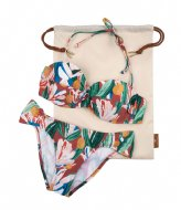 SUITSUIT Fabulous Seventies Bikini Bag antique white (71214)