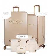 SUITSUIT Fab Seventies Special Travel Set 76 cm Warm Sand (42528)