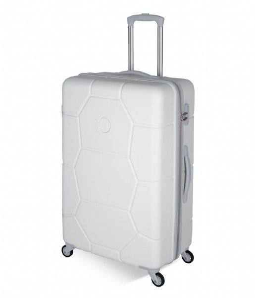 SUITSUIT Reiskoffer Caretta Suitcase 28 inch Spinner whisper white (12658)