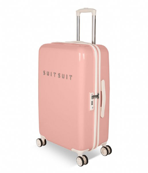 SUITSUIT Reiskoffer Suitcase Fabulous Fifties 24 inch Spinner papayo beach (12024)