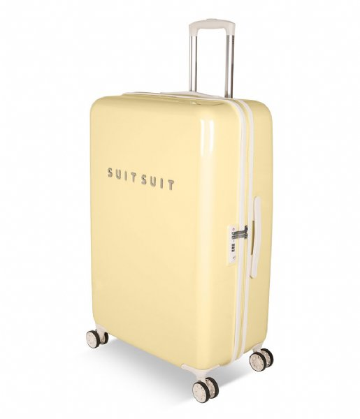 SUITSUIT Reiskoffer Suitcase Fabulous Fifties 28 inch Spinner french vanilla (12018)