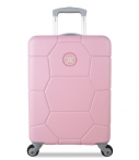 SUITSUIT Koffers Caretta Suitcase 20 inch Spinner Roze