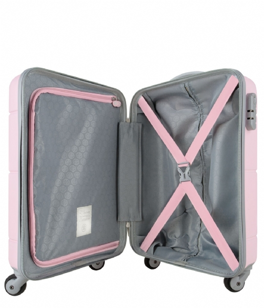 SUITSUIT Reiskoffer Caretta Suitcase 20 inch Spinner pink lady (12315)